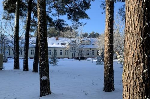 Borne Sulinowo- zimowo, mroźnie, śnieżnie...bajkowo!!!