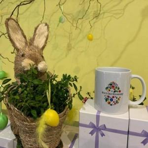 Wielkanocny Zajączek w Centrum Rehabilitacji SM