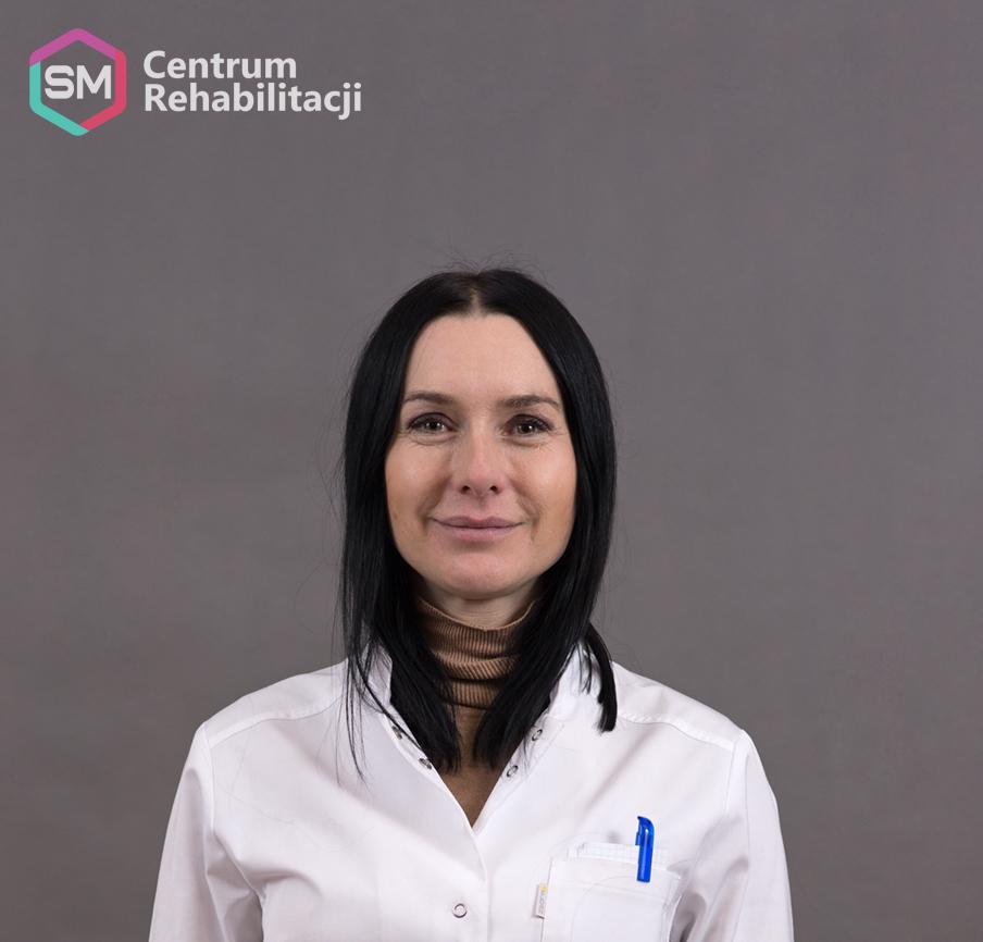 mgr Joanna Zborowska